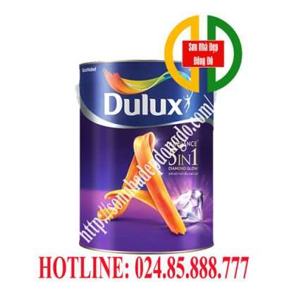 Sơn DuLux Ambiance 5in1 Diamond Glow