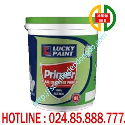 Sơn lót kháng kiềm ngoại thất PRIMER Lucky Paint